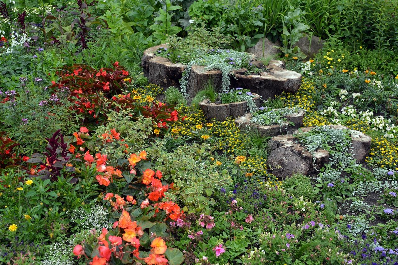Gartengestaltung Hanglage Mit Den Richtigen Tipps Zum Gartenparadies